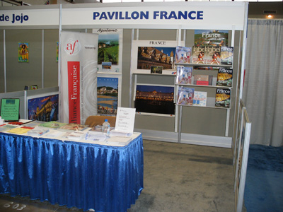 The 15th edition of the salon du livre consulat g n ral for Stand salon original